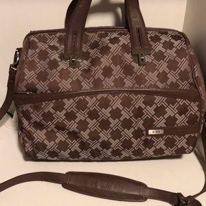 Tumi Crossbody duffle Bag